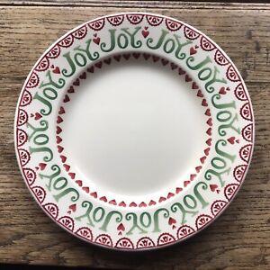 Emma Bridgewater 10.75 inch Dinner Plate Christmas Joy Sampler  2012 New