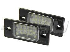 Mod éclairage plaque immatriculation 18 SMD LED Porsche Cayenne 02-10 écolabel