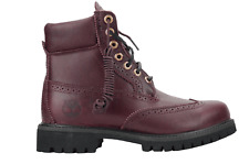 """Timberland MENS/HOMMES TB0A1OPY M/M 6"""" PREMIUM WATER PROOF BROGUE BURG"""