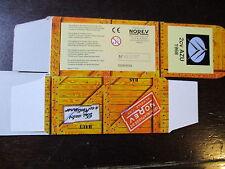 BOITE VIDE NOREV  CITROEN 2CV AZU 1968 EMPTY BOX CAJA VACCIA