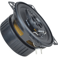 Ground Zero Iridium GZIF 40X 100 mm / 4″ 2-way coaxial speaker system