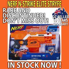 *IN OZ* NERF STRYFE N-STRIKE ELITE Dart BLASTER Orange *Brand New IN BOX* Strife
