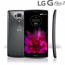 LG G Flex 2 - 16GB - Black (Unlocked) Smartphone