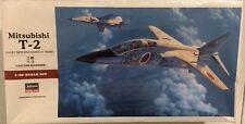 Hasegawa Mitsubishi T-2 JASDF Super Sonic Advance Jet Trainer 1/48 FS Model Kit