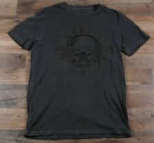 Vintage GUNS AND ROSES GRAY T SHIRT SIZE  M BY LUCKY BRAND