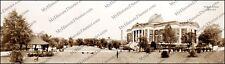 "Tuskegee, Alabama 1918 Historic Sepia Photo Reprint 5x17.5"" FREE SHIPPING!"