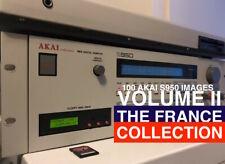 100 Akai S950 S1000 Sound Library Images For HxC Floppy Emulator - NEW VOLUME 2