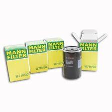 Oil Filters - 4 Pack! W719/30 fits VW BEETLE 1Y7 1.6