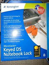 New listing Kensington Keyed Ds Notebook Lock