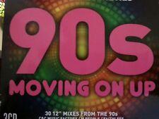 cd 3 cd 90s moving on up set twelve inch nineties
