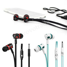 3.5mm Piston In-Ear Stereo Earbuds Earphone Headset Headphone for iPhone 6S 6 5
