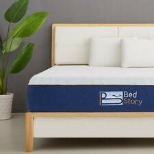 BedStory Lavender Memory Foam Mattress 12 Inch, Queen Mattress CertiPUR-US