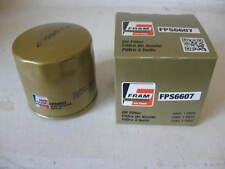 Fram Pro Synthetic FPS6607 Oil Filter fits XG6607 PH6607 M1-108 10-2876