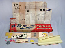 Vintage Monogram Flying Model Speedee Bilt G5 Boeing Kaydet PT-17 NIB