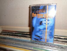 THE NEW GROOVE BLUE NOTE JAZZ CASSETTE TAPE,