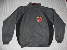 Men's University of Maryland Colosseum Athletics Fleece-Lined Jacket Gray Large