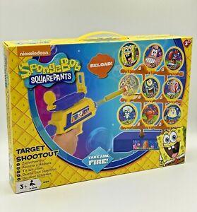 SpongeBob SquarePants Target Shootout Kids Fun Arcade Game Nickelodeon Toy 2015