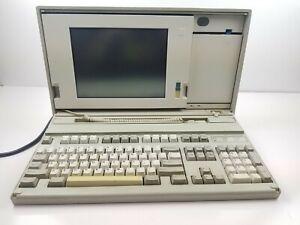 IBM 8573-121 P70 386 Model Vintage Portable PC Computer Laptop 89/09 1988 Tested