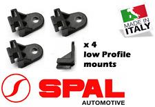 Spal Fan Mounting Brackets - Flush Mounts Low Profile Suits SPAL Fans (SET OF 4)