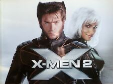 Dossier de Presse / French Press Book X-MEN 2 (2003) Bryan Singer, Hugh Jackman