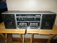 1980's Realistic Modulaire 2250 Boom Box No-14-765 Antenna Bent Works