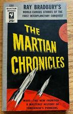 The Martian Chronicles by Ray Bradbury. Bantam 1261
