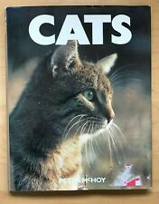 Cats by Peter McHoy (1988, Hardcover)