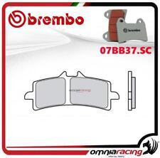 Brembo SC Pastiglie freno sinter anteriori Ducati Hypermotard 1100 evo sp 2010>