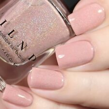 ILNP CEO - Dusty Pink Nude Holographic Nail Polish