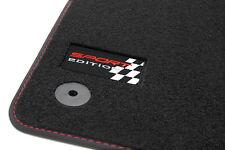 Sport Edition Fußmatten für Seat Leon 1M Toledo 1M FR Cupra Sport Bj. 1999-2006