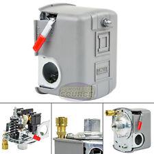 Square D 95 125 Psi Air Compressor Pressure Switch Control Valve 9013fhg12j52m1x