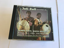 Jali Roll [Revisited +1] by Konte & Kuyateh. 633236903823 CD