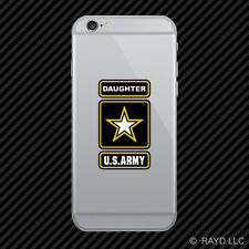 Army Daughter Cell Phone Sticker Mobile Ranger U.S. US U S