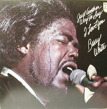 "BARRY WHITE - JUST ANOTHER WAY TO SAY I LOVE YOU - 12"" Inch"