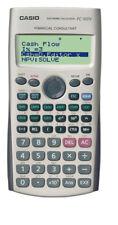 Casio Fc-100v calculadora financiera