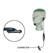 Klein Razor Lightweight Headset for Vertex VX820 824 924 Two Way Radios