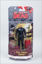 Glenn Riot Gear The Walking Dead Zombie Comic Serie 2 Action Figur McFarlane