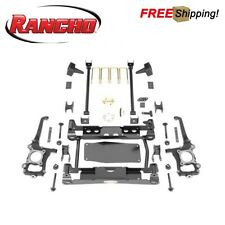 "Rancho 6"" Suspension System Lift Kit Fits 2017-2018 Ford F150"
