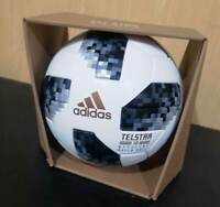 ADIDAS TELSTAR World Cup 2018 Russia OFFICIAL MATCH BALL With NFC Chip , W/O BOX