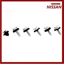 Genuine Nissan Qashqai J10 Tailgate Handle Fixing Kit Bolts & Clip