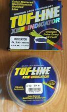 TRESSE TUF-LINE XP INDICATOR 12KG 274M