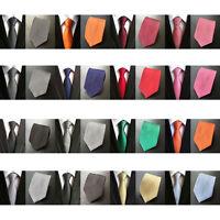 Men Grids Polka Dots Hounds Tooth Ties 8cm Formal Wedding Silk Necktie HZTIE0017