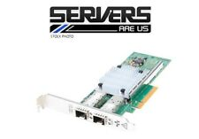 HP 10Gb Dual Port Ethernet Adapter 728987-B21 571SFP+  733385-001 Both brackets