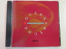 QUEENSRYCHE EVOLUTION CALLING 1990 PROMO ONLY 8 TRK CD EMPIRE WARNING RAGE EP+1