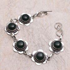 Jewelry 20 Gms Ab 66459 Green Onyx Ethnic Handmade Bracelet