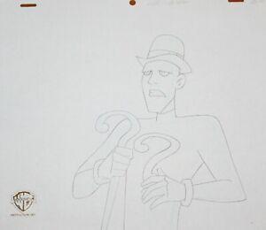 Original production drawing  - Batman: The Animated Series (WB)