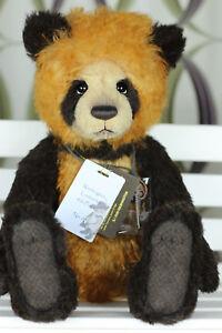 Charlie Bears - Washington Von Isabelle Lee L/E 400 Teile - Neu mit Etikett