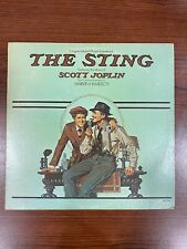 New listing The Sting Original Motion Picture Soundtrack Vinyl