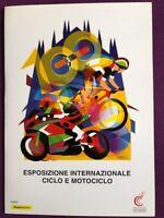 FOLDER 2016 ESPOSIZIONE INTERNAZIONALE CICLO E MOTOCICLO EICMA