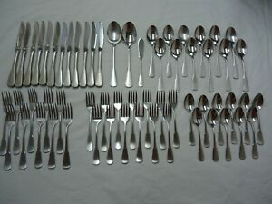 ONEIDA COLONIAL BOSTON STAINLESS FLATWARE